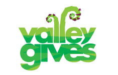 valley gives logo